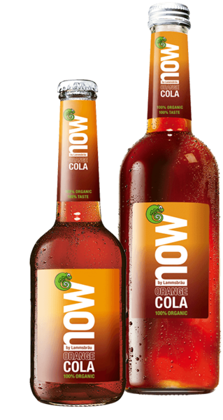 Orange Cola