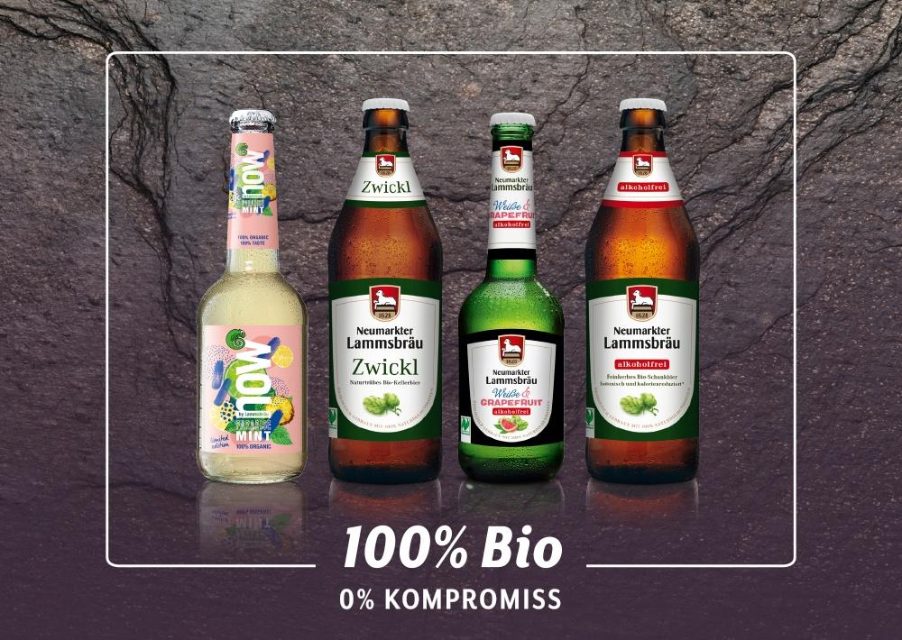 Unsere Marken und Produkte | Neumarkter Lammsbräu