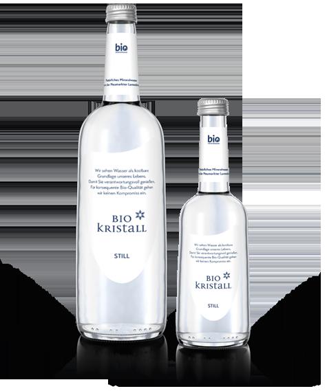 Bio-Kristall-Bio-Mineralwasser-still