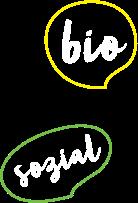 bio, sozial