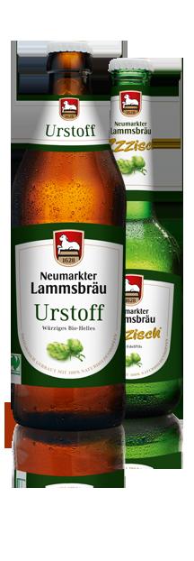 Lammsbräu Bio-Bier